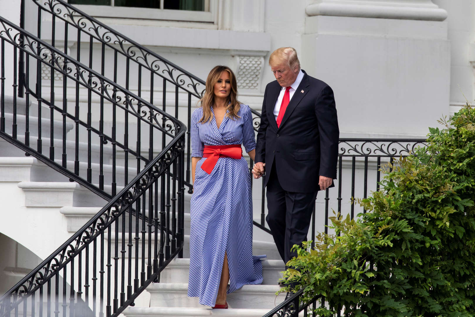 7f07a1a8f6 Melania Trump s most stylish looks