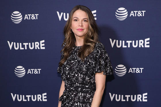 Slide 1 of 30: CAPTION: NEW YORK, NY - MAY 19: Sutton Foster attends the 2018 Vulture Festival at Milk Studios on May 19, 2018 in New York City. (Photo by Taylor Hill/Getty Images)