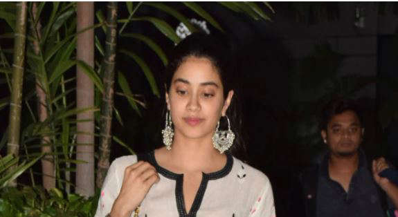 33f876895ca Janhvi Kapoor stepped out with a bag that can buy you a hatchback car