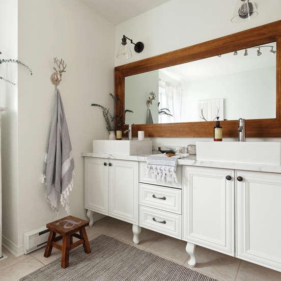 25 salles de bain tendance