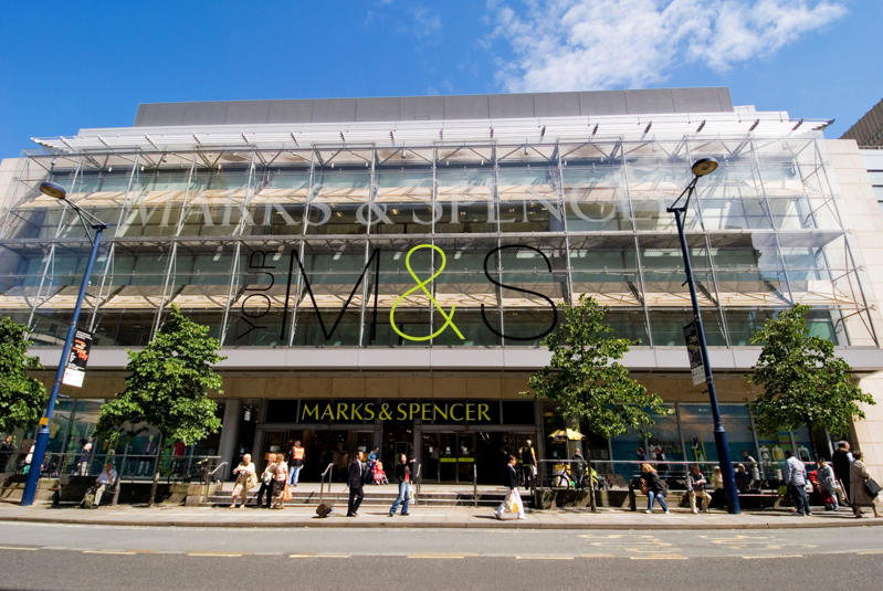 Marks and Spencer, Manchester, UK