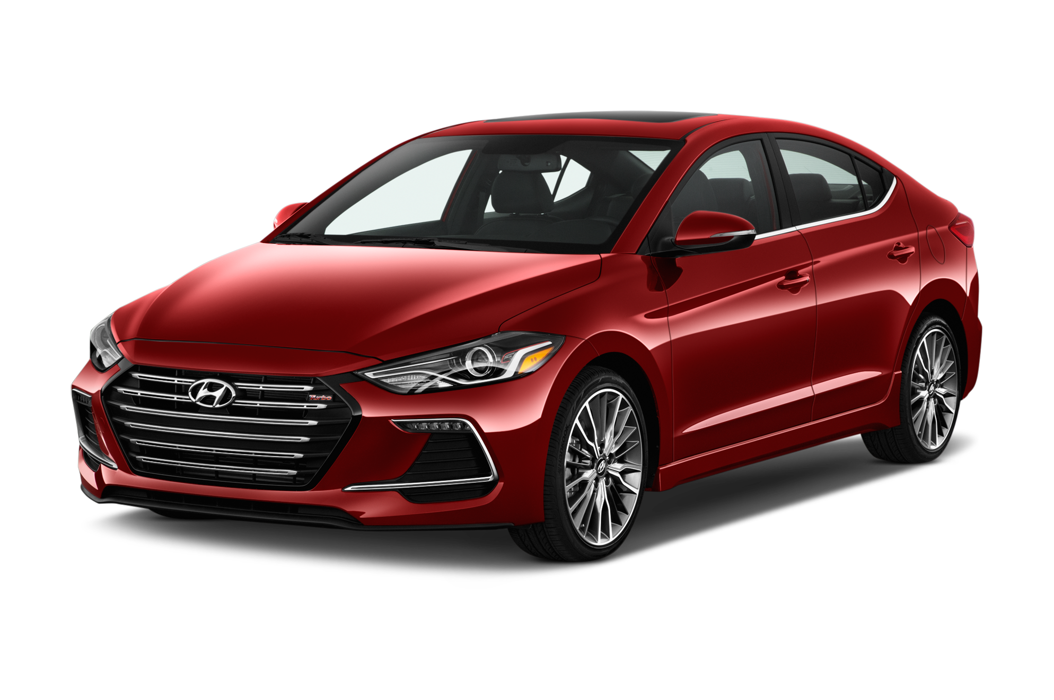2018 Hyundai Elantra 1.6 Sport A/T Pricing - MSN Autos
