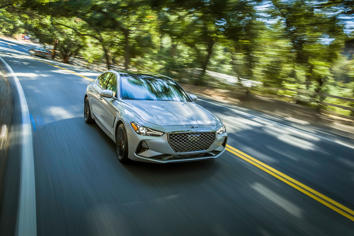 2019 Genesis G70 2 0t Elite Awd Specs And Features Msn Autos