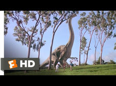 Jurassic Park movie clips: http://j.mp/1nXDPTF BUY THE MOVIE: https://www.fandangonow.com/details/movie/jurassic-park-1993/1MVfaa4d254242cf0c06aa0772c9318099d?cmp=Movieclips_YT_Description Don't miss the HOTTEST NEW TRAILERS: http://bit.ly/1u2y6pr  CLIP DESCRIPTION: Hammond (Richard Attenborough) leads the visitors, including Dr. Grant (Sam Neill) and Dr. Sattler (Laura Dern), to see their first live dinosaur - the Brachiosaur.  FILM DESCRIPTION: Steven Spielberg's phenomenally successful sci-fi adventure thriller is graced by state-of-the-art special effects from the team of Stan Winston, Phil Tippett and Michael Lantieri from George Lucas's Industrial Light & Magic. The film follows two dinosaur experts -- Dr. Alan Grant (Sam Neill) and Dr. Ellie Sattler Laura Dern) -- as they are invited by eccentric millionaire John Hammond (Richard Attenborough) to preview his new amusement park on an island off Costa Rica. By cloning DNA harvested from pre-historic insects, Hammond has been able to create living dinosaurs for his new Jurassic Park, an immense animal preserve housing real brachiosaurs, dilophosaurs, triceratops, velociraptors, and a Tyrannosaur Rex. Accompanied by cynical scientist Ian Malcolm (Jeff Goldblum), who is obsessed with chaos theory, and Hammond's two grandchildren (Ariana Richards and Joseph Mazzello), they are sent on a tour through Hammond's new resort in computer controlled touring cars. But as a tropical storm hits the island, knocking out the power supply, and an unscrupulous employee (Wayne Knight) sabotages the system so that he can smuggle dinosaur embryos out of the park, the dinosaurs start to rage out of control. Grant then has to bring Hammond's grandchildren back to safety as the group is pursued by the gigantic man-eating beasts.  CREDITS: TM & © Universal (1993) Cast: Richard Attenborough, Martin Ferrero, Jeff Goldblum, Sam Neill, Laura Dern Director: Steven Spielberg Producers: Kathleen Kennedy, Gerald R. Molen, Lata Ryan, Colin Wilson Screenwriters: Michael Crichton, David Koepp  WHO ARE WE? The MOVIECLIPS channel is the largest collection of licensed movie clips on the web. Here you will find unforgettable moments, scenes and lines from all your favorite films. Made by movie fans, for movie fans.  SUBSCRIBE TO OUR MOVIE CHANNELS: MOVIECLIPS: http://bit.ly/1u2yaWd ComingSoon: http://bit.ly/1DVpgtR Indie & Film Festivals: http://bit.ly/1wbkfYg Hero Central: http://bit.ly/1AMUZwv Extras: http://bit.ly/1u431fr Classic Trailers: http://bit.ly/1u43jDe Pop-Up Trailers: http://bit.ly/1z7EtZR Movie News: http://bit.ly/1C3Ncd2 Movie Games: http://bit.ly/1ygDV13 Fandango: http://bit.ly/1Bl79ye Fandango FrontRunners: http://bit.ly/1CggQfC  HIT US UP: Facebook: http://on.fb.me/1y8M8ax Twitter: http://bit.ly/1ghOWmt Pinterest: http://bit.ly/14wL9De Tumblr: http://bit.ly/1vUwhH7