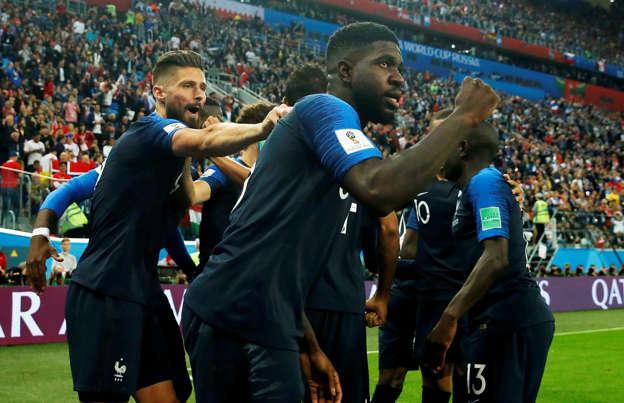 França adia sonho belga e garante primeira final de Copa sem Zidane