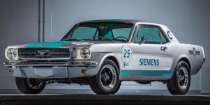 This Autonomous 1965 Ford Mustang Is Going to Drive Itself in a Hill-Climb: Built by Siemens and Cranfield University, the V-8 pony car will make history at the hill-climb event. Read more and see photos at Car and Driver.