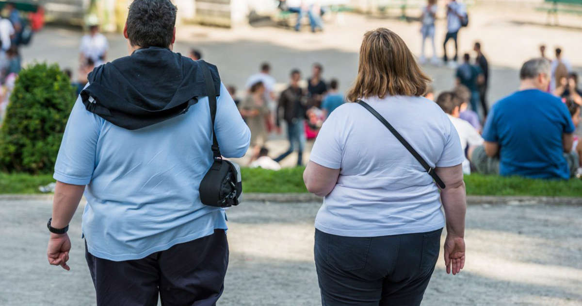 The World S Most Overweight Countries