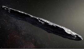 Raadsels over object Oumuamua nemen toe