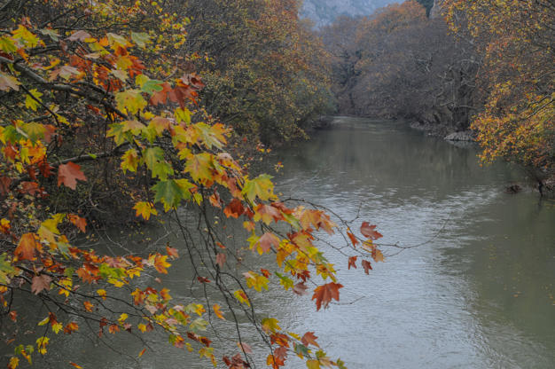 Διαφάνεια 10 από 35: River Pinios - Tembi Valley in thessaly