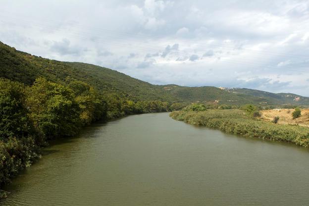 Διαφάνεια 21 από 35: River Strymonas at North Greece