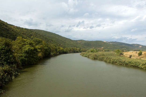 Διαφάνεια 21 από 35: River Strymonas at North Greece