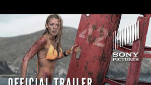 #TheShallows - In Theaters June 24  In the taut thriller The Shallows, when Nancy (Blake Lively) is surfing on a secluded beach, she finds herself on the feeding ground of a great white shark.  Though she is stranded only 200 yards from shore, survival proves to be the ultimate test of wills, requiring all of Nancy's ingenuity, resourcefulness, and fortitude.  http://facebook.com/ShallowsMovie http://instagram.com/shallowsmovie/ http://twitter.com/shallowsmovie  Subscribe to Sony Pictures for exclusive video updates: http://bit.ly/SonyPicsSubscribe