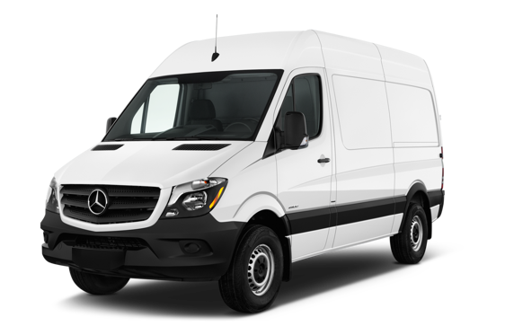 Slide 1 of 5: 2017 Freightliner Sprinter Cargo Van