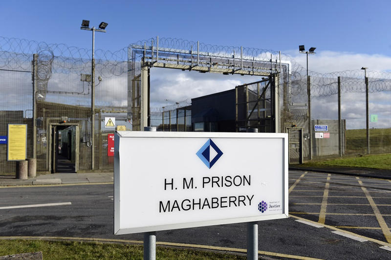 File photo of Maghaberry Prison