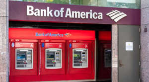 a machine on the side of a building: As It Tests Support, Bank of America Stock Provides a Trading Opportunity