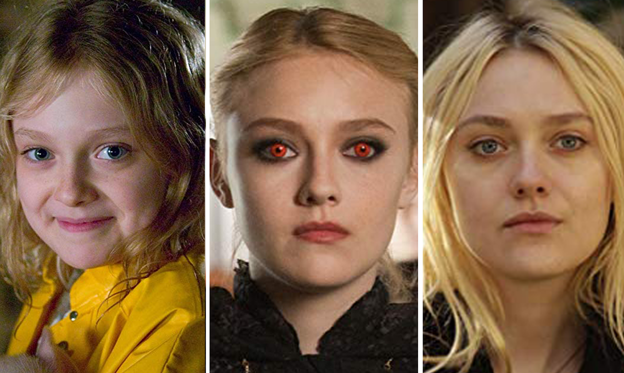 "幻灯片 40 - 1:  Dakota Fanning is an actress who is best known for her roles in films like ""Uptown Girls"" (2003) and ""The Twilight Saga"" franchise.   Fanning's best-reviewed films include the English-dubbed version of ""My Neighbor Totoro"" (1998), ""Coraline"" (2009), and ""Night Moves"" (2014).   Other movies like ""Hansel & Gretel"" (2002) and ""The Cat in the Hat"" (2003) missed the mark with critics.    Visit  Insider's homepage for more stories.   Dakota Fanning was nominated for a Screen Actors Guild award at just 7 years old for her role in ""I Am Sam,"" and since then, she has proven herself to be a versatile Hollywood actress.  But not all of her work has received equal praise from critics.  Here are all of the movies in Fanning's filmography, ranked according to critical ratings on Rotten Tomatoes.  Note: All scores were current on the date of publication and are subject to change. Films without critical scores were not included."