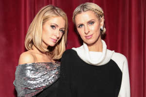 Paris Hilton, Nicky Hilton are posing for a picture: CJ Rivera/Getty Images Paris Hilton and Nicky Hilton Rothschild