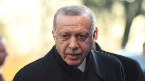 Turkey Condemns Charlie Hebdo For Satirical Cartoon Of Erdogan