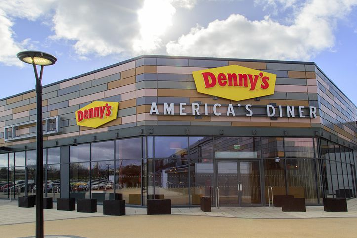 Slide 16 of 33: Get 15% off of your meal, whether you're dining in at this classic diner chain or taking it to go, at participating Denny's locations.