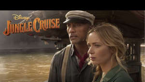 Dwayne Johnson, Emily Blunt are posing for a picture: Join the adventure of a lifetime and watch the action-packed new trailer for Disney's JUNGLE CRUISE.   The trailer was launched via a fun-filled Instagram Live featuring Dwayne Johnson, interacting with a boat full of skippers from the Jungle Cruise attraction at The Disneyland Resort.   Inspired by the famous Disneyland theme park ride, Disney's JUNGLE CRUISE is an adventure-filled, Amazon-jungle expedition starring Dwayne Johnson as the charismatic riverboat captain and Emily Blunt as a determined explorer on a research mission. Also starring in the film are Edgar Ramirez, Jack Whitehall, with Jesse Plemons, and Paul Giamatti.   Jaume Collet-Serra is the director and John Davis, John Fox, Dwayne Johnson, Hiram Garcia, Dany Garcia and Beau Flynn are the producers, with Doug Merrifield serving as executive producer.   Disney's JUNGLE CRUISE opens in U.S. theaters on July 24, 2020.   #JungleCruise