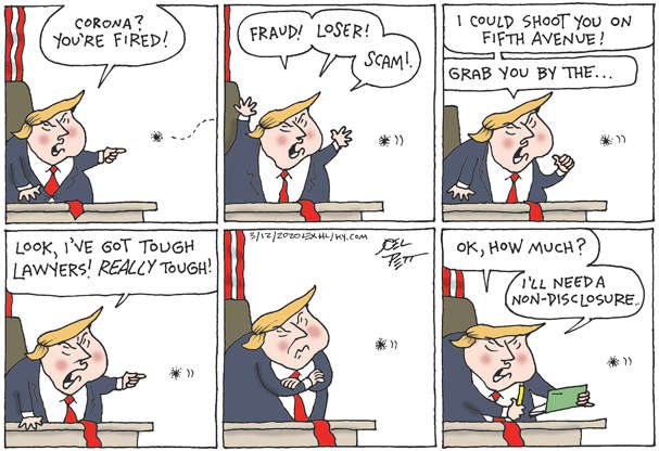 Slide 21 of 50: Joel Pett/Lexington Herald Leader