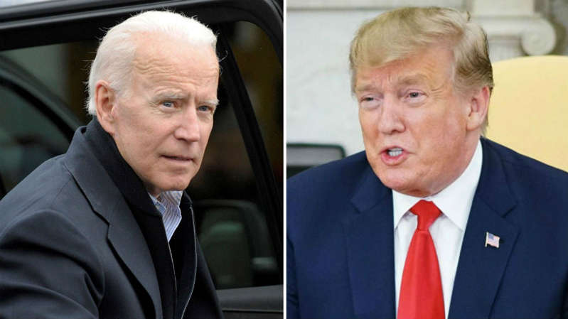 Biden Leads Trump By 8 Points in Quinnipiac Poll BB11DIVw