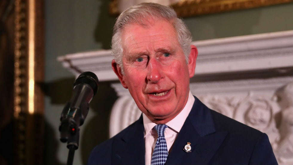 Prince Charles wearing a suit and tie: Introducing the 'Great Reset,' world leaders' radical plan to transform the economy