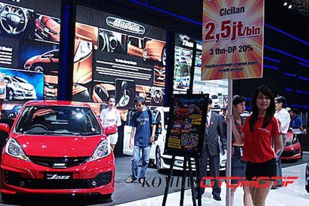 Kredit kendaraan jadi alternatif pembayaran yang mendominasi transaksi jual beli saat ini.