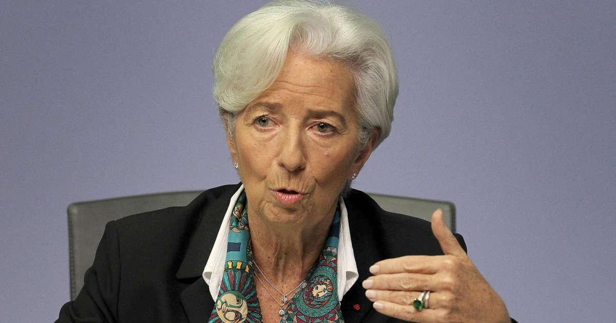 Coronavirus-Lagarde-economia-dell-Eurozona-calo
