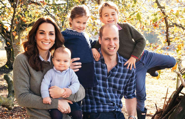 Slide 49 of 53: It is currently the official residence of the Duke and Duchess of Cambridge and their three children – Prince George, Princess Charlotte and Prince Louis. The family live in the 20-room apartment 1A and undertook a $6 million (£4.5m) refurbishment before moving in. The apartment was formerly home to Princess Margaret, the Queen's sister.