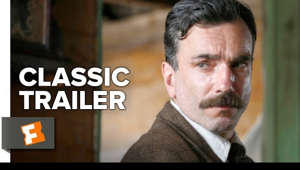 Daniel Day-Lewis wearing a suit and tie: Subscribe to CLASSIC TRAILERS: http://bit.ly/1u43jDe Subscribe to TRAILERS: http://bit.ly/sxaw6h Subscribe to COMING SOON: http://bit.ly/H2vZUn Like us on FACEBOOK: http://bit.ly/1QyRMsE Follow us on TWITTER: http://bit.ly/1ghOWmt There Will Be Blood (2007) Official Trailer - Daniel Day-Lewis, Paul Dano Movie HD  A story of family, religion, hatred, oil and madness, focusing on a turn-of-the-century prospector in the early days of the business.  Welcome to the Fandango MOVIECLIPS Trailer Vault Channel. Where trailers from the past, from recent to long ago, from a time before YouTube, can be enjoyed by all. We search near and far for original movie trailer from all decades. Feel free to send us your trailer requests and we will do our best to hunt it down.