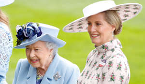 Queen Elizabeth II and Sophie, Countess of Wessex - Max Mumby/Indigo/Getty
