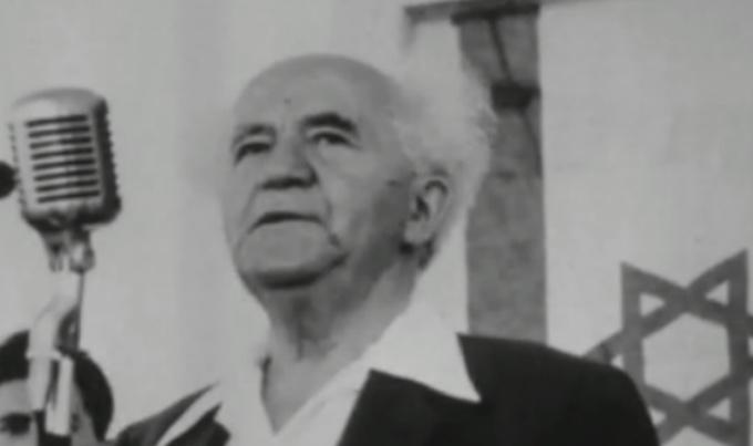 Quand Ben Gourion insultait les juifs marocains enrôlés dans l'armée israélienne