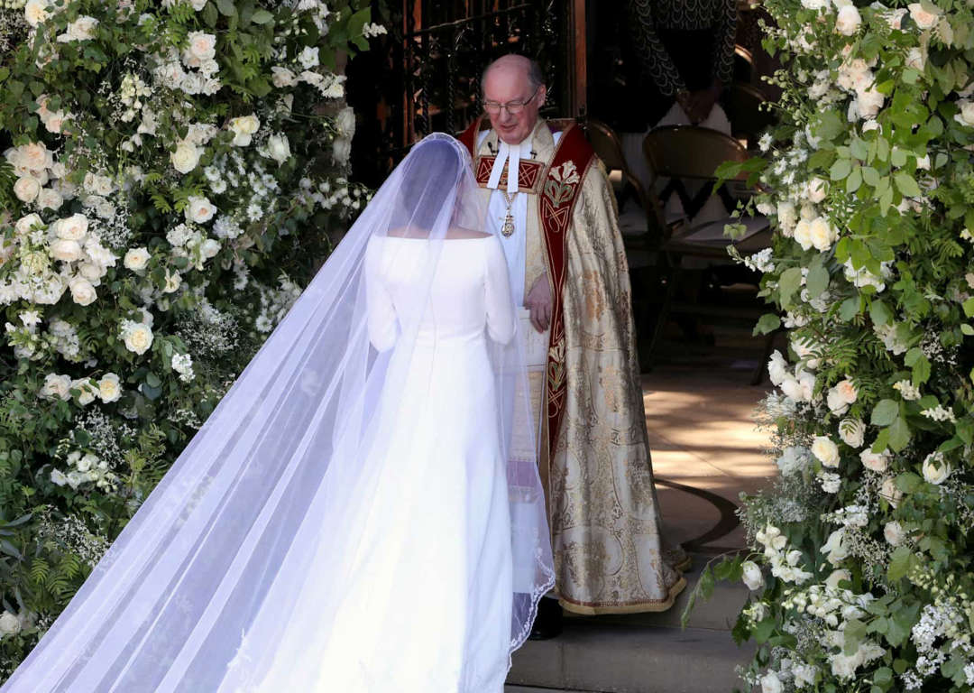 Iconic and inspirational wedding dresses throughout history