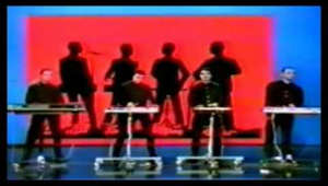 Kraftwerk - Das Model January 31 – February 6 1982 spent 1 week at number 1 in the uk
