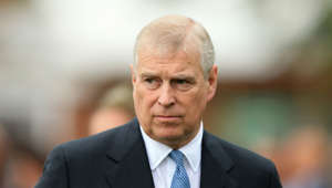 Prince Andrew, Duke of York wearing a suit and tie: A spokeswoman for the duke has confirmed there is a dispute