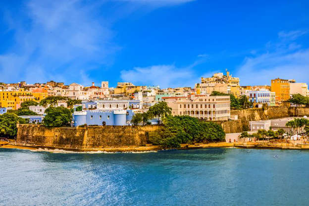 The smallest island of the Greater Antilles, Puerto Rico is just 110 miles long and 35 miles wide, which means you can explore much of the territory in just one trip. The capital city of San Juan is a natural place to start with its unique neighborhoods, including the historic Old San Juan and Santurce, a mecca for lovers of music and the arts. Then don't miss the island of Vieques, where you might see wild horses run on the black sand beaches or a bioluminescent tide at Mosquito Bay (considered to be the brightest bioluminescent bay in the world).