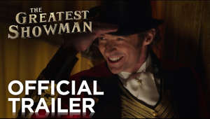 a person wearing a hat: Now On Digital: http://bit.ly/TheGreatestShowman-Digital Now On Blu-ray & DVD: http://bit.ly/GreatestShowmanShop  Inspired by the imagination of P.T. Barnum, The Greatest Showman is an original musical that celebrates the birth of show business & tells of a visionary who rose from nothing to create a spectacle that became a worldwide sensation.  Directed By Michael Gracey Cast: Hugh Jackman, Michelle Williams, Zac Efron, Zendaya, Rebecca Ferguson  SUBSCRIBE: http://bit.ly/FOXSubscribe   Visit the Official Site Here: http://www.foxmovies.com/movies/the-greatest-showman Like The Greatest Showman on FACEBOOK: http://fox.co/GreatestShowmanFB Follow The Greatest Showman on TWITTER: http://fox.co/GreatestShowmanTW Follow The Greatest Showman on INSTAGRAM: http://fox.co/GreatestShowmanIG  #GreatestShowman  About 20th Century FOX: Official YouTube Channel for 20th Century Fox Movies. Home of Avatar, Aliens, X-Men, Die Hard, Deadpool, Ice Age, Alvin and the Chipmunks, Rio, Peanuts, Maze Runner, Planet of the Apes, Wolverine and many more.  Connect with 20th Century FOX Online: Visit the 20th Century FOX WEBSITE: http://bit.ly/FOXMovie Like 20th Century FOX on FACEBOOK: http://bit.ly/FOXFacebook Follow 20th Century FOX on TWITTER: http://bit.ly/TwitterFOX  The Greatest Showman | Official Trailer [HD] | 20th Century FOX http://www.youtube.com/user/FoxMovies