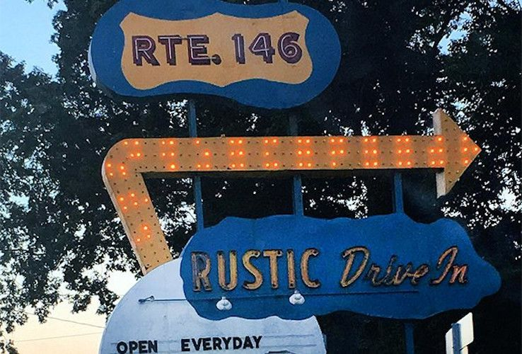 Slide 10 of 13: If you happen to be anywhere in Rhode Island looking for the perfect road trip destination, we'd highly recommend checking out this old fashioned drive-in theater (because let's be honest, you can cross the state in under an hour).With showings happening every Friday and Saturday night, and a full menu of all your favorite drive-in snacks, this is the perfect spot for a social distancing date with your quarantine pals.Check out the Rustic Tri View Drive-In's Facebook page for all the details and be sure to book in advance to secure one of the limited reservations.