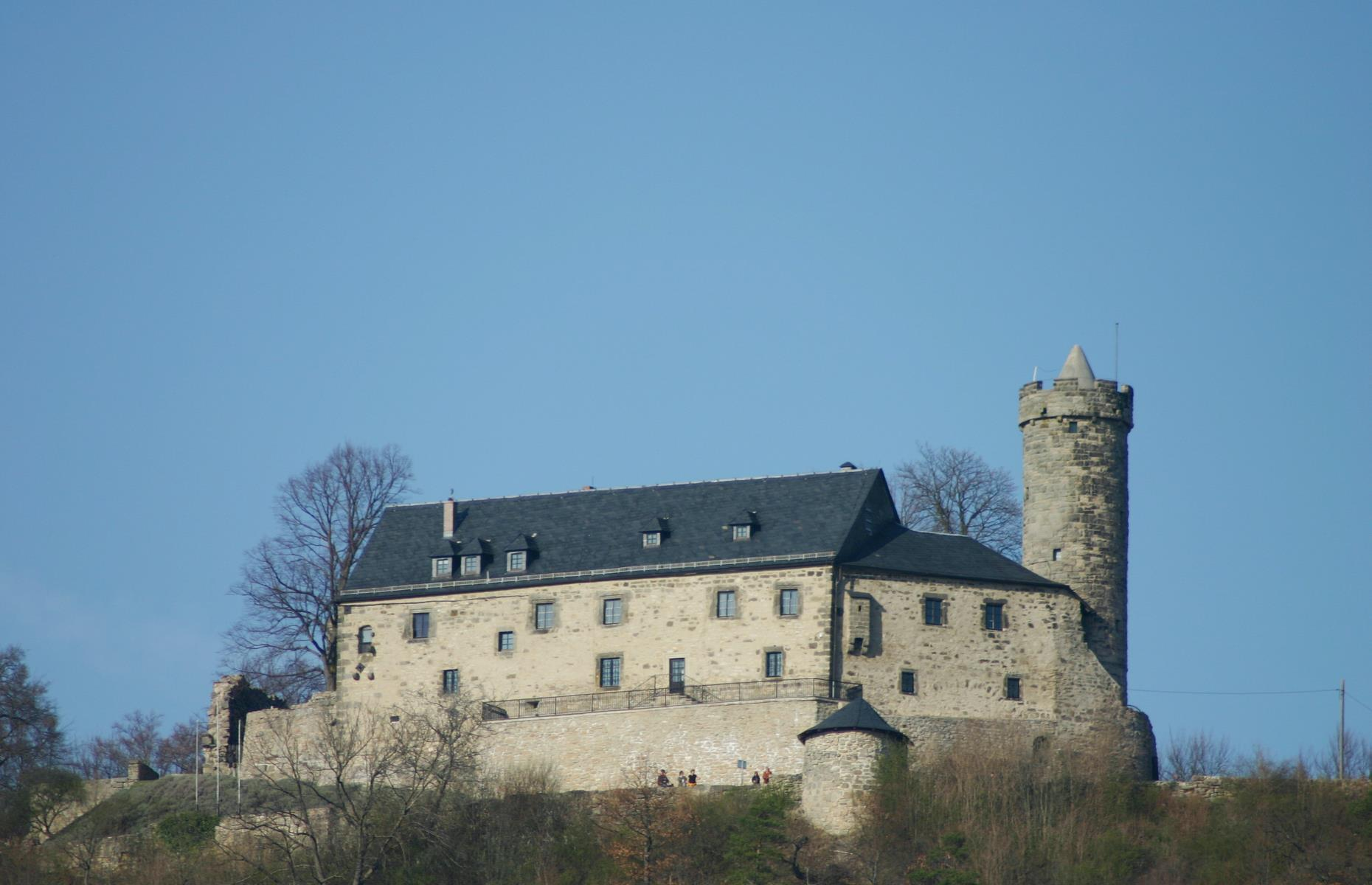 Slide 34 of 41: Surrounded by the thick tangle of Thuringia forest, the little spa town of Bad Blankenburg woos visitors with its grand feudal castle Greifenstein, home to the Counts of Schwarzburg-Blankenburg in the 13th and 14th century. The town, also known as Lavender City in reference to a former lavender farm in the area, is famous for being the birthplace of kindergarten. That's right, education pioneer Friedrich Froebel opened the very first kindergarten here in 1840 and now his namesake museum is housed in the very same spot.