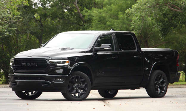 Slide 1 of 23: 2020 Ram 1500 Limited EcoDiesel: Review