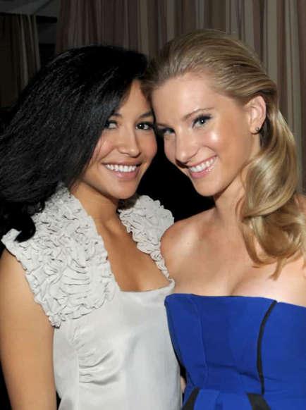 Slide 30 de 31: Ao longo de 'Glee', houve inúmeras relações e romances. No entanto, umamor poderoso e que cativou fãs da sérieforam o do casal'Brittana'.