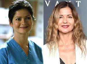 Jill Hennessy, Jill Hennessy posing for the camera: When the Montecito was in need of a forensic pathologist, in came Dr. Jordan Cavanaugh of Crossing Jordan fame, often with Detective Woody in tow. After Crossing Jordan ended in 2007, Hennessy, previously best known for playing ADA Claire Kincaid on Law & Order , released an album, Ghost in My Head , and devoted more time to making music, performing at Lillith Fair in 2010. She played a veterinarian in the short-lived HBO drama Luck , had an arc on Madam Secretary , released a second album called I Do and appeared on Bull in 2018. She's currently on the Showtime crime drama City on a Hill with Kevin Bacon and Aldis Hodge , which has been renewed for a second season, and in 2020 she was in the Netflix movie Standing Up, Falling Down with Billy Crystal and Ben Schwartz . Hennessy has been married to Paolo Mastropietro since 2000 and they have two sons, Marco and Gianni , together.