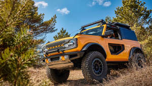 2021 Ford Bronco Bronco Sport Won T Be Offered Outside North America