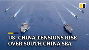 "Subscribe to our YouTube channel for free here:  https://sc.mp/subscribe-youtube  US Secretary of State Mike Pompeo made an online statement on July 13, 2020, in which he shared Washington's hardened position on the South China Sea. He rejected most of Beijing's claims within the so-called nine-dash line that encompasses 90 per cent of the strategic area. China's foreign ministry hit back on July 14, calling the US challenge ""groundless"" and an effort to sow discord. Tension between the two superpowers had already been on the rise over trade, Covid-19 and human rights issues.    Follow us on: Website:  https://scmp.com Facebook:  https://facebook.com/scmp Twitter:  https://twitter.com/scmpnews Instagram:  https://instagram.com/scmpnews Linkedin:  https://www.linkedin.com/company/south-china-morning-post/"