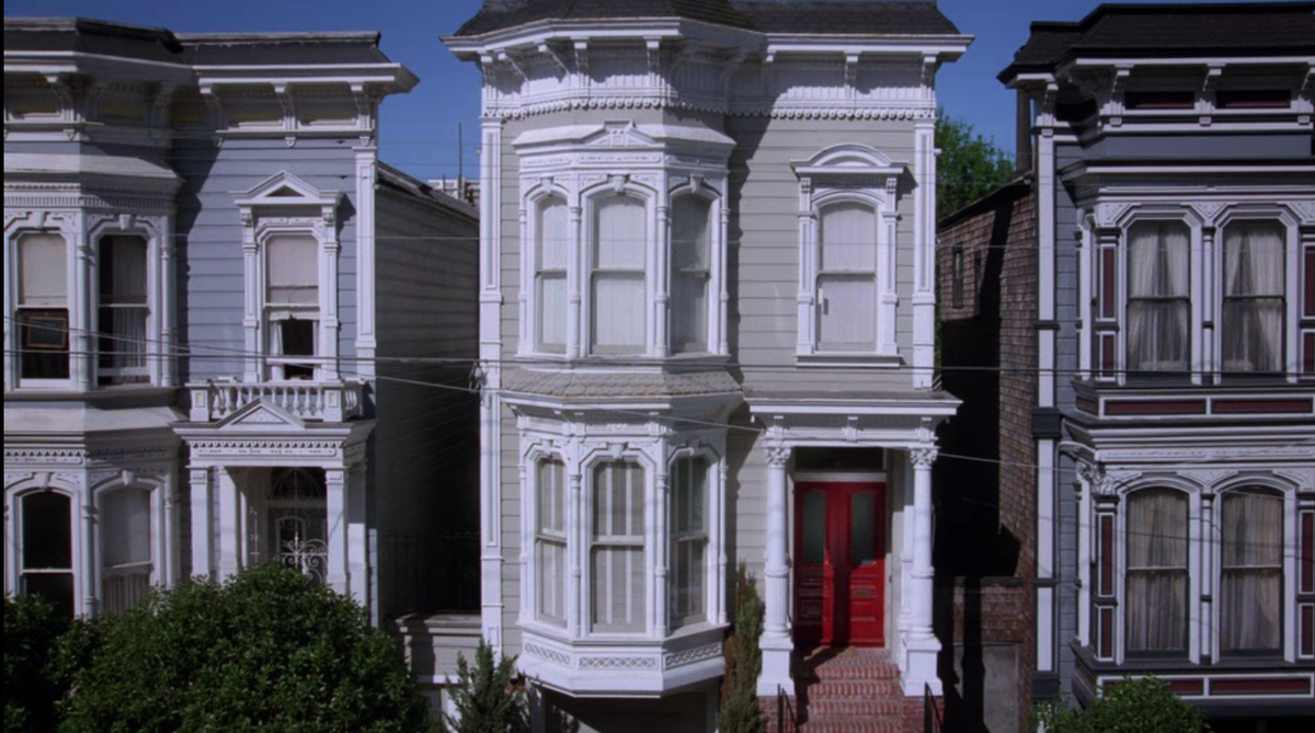 "Slide 4 of 43: This beauty was featured in the opening credits of the family-friendly '90s TV show Full House, but you already knew that. The exterior used for the Tanner household sits in a row of homes called ""The Painted Ladies."" If you plan a visit, just remember it's a private residence. Be respectful!1709 Broderick St., San Francisco, CA 94115"