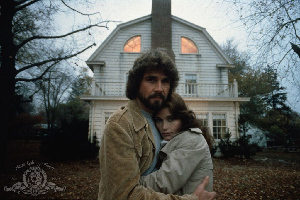 Slide 8 of 43: The Amityville Horror house still stands to this day and honestly, it's a little hard to miss. While the eye-shaped windows featured in the film are gone, the house itself is still there as a private residence. I'm all for a nice road trip, but I'm just gonna let you go solo to this one...112 Ocean Ave, Amityville, NY 11701