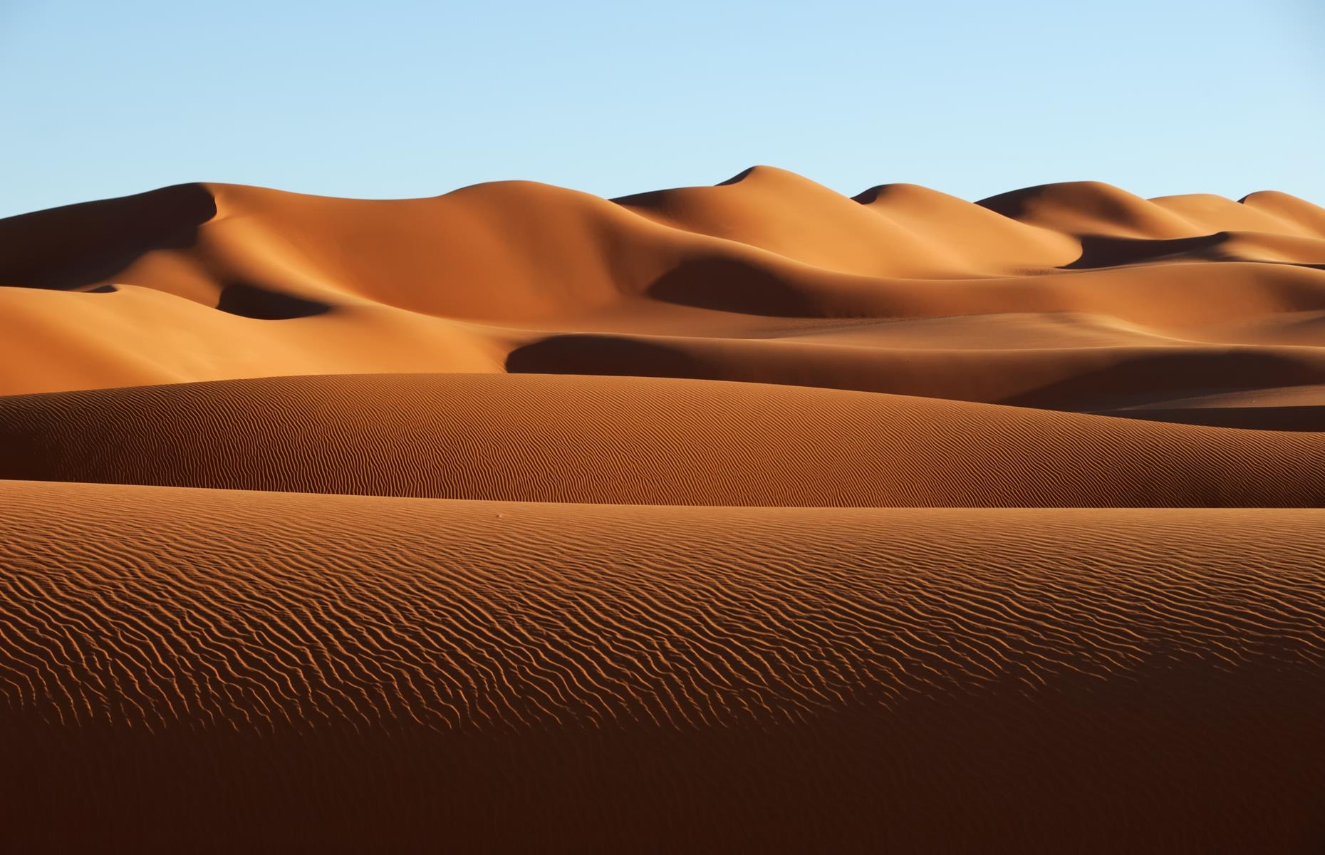 Slide 29 of 37: As a result of climate change, the Sahara Desert has grown significantly over the last 100 years. Changes in rainfall levels has allowed the world's largest hot desert to grow by around 10%.Discoveramazing ruins where Mother Nature ran riot.