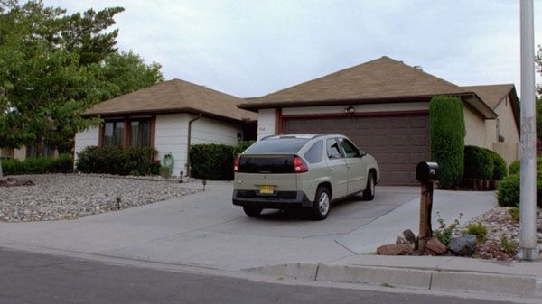 Slide 11 of 43: If you're still going through Breaking Bad withdrawals, here's a fix: You could take a trip to New Mexico and see where the fictional White family lived. It's a private residence, so keep that in mind, okay? 3828 Piermont Dr. NE, Albuquerque, NM 87111