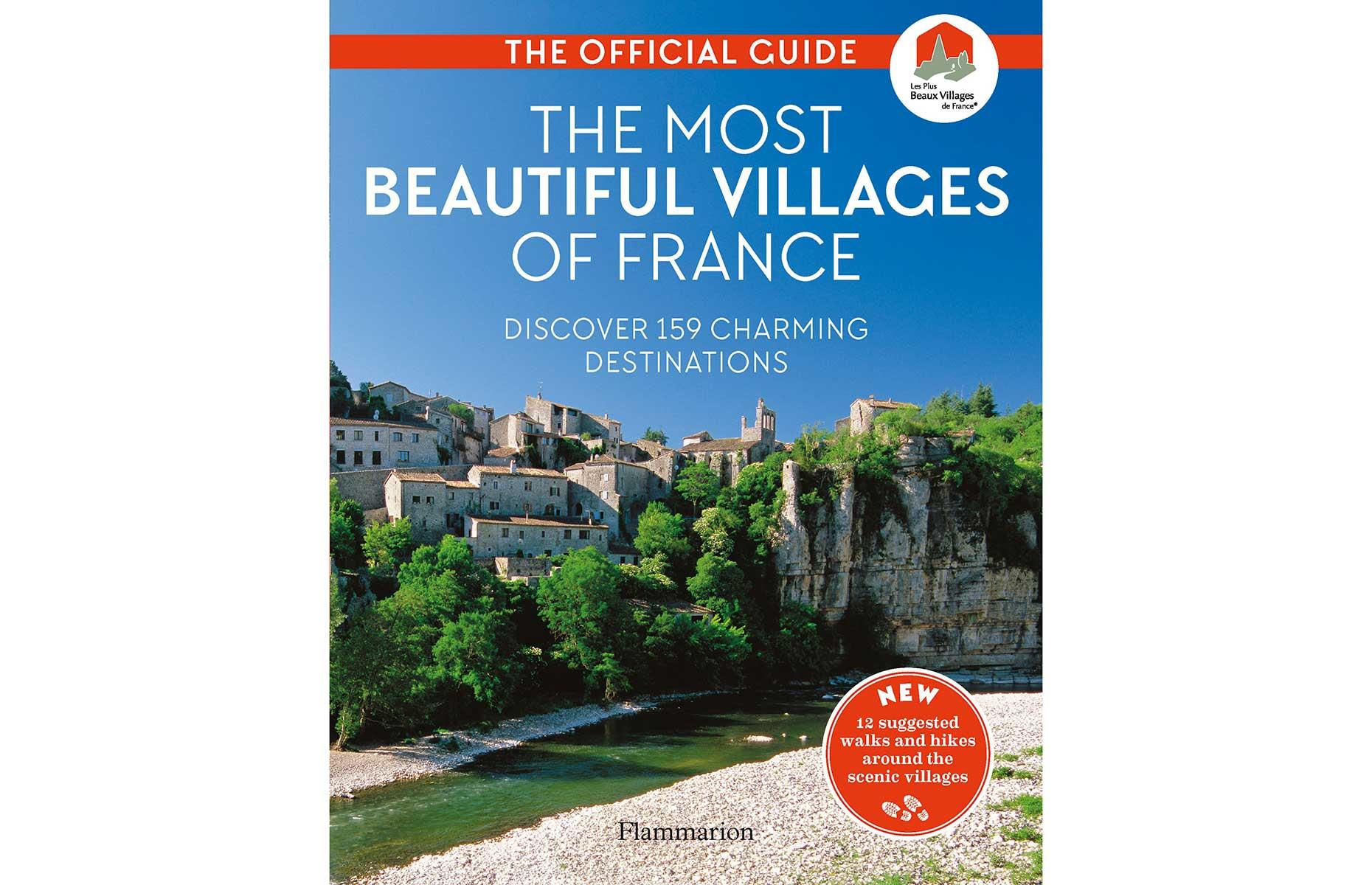 Slide 37 of 37: All words have been taken with permission from The Most Beautiful Villages of France(Flammarion, 2020). The book features 159 of the most picturesque villages in the country, along with a dozen itineraries for walks alongthe surrounding pilgrimage trails.